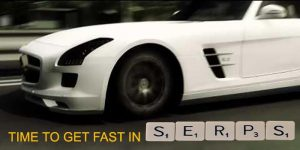 Website must be fast in SERPs to win in SEO