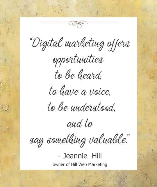 Digital marketing is more than lead generation