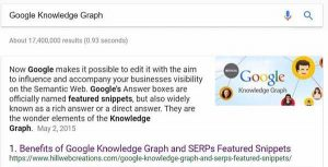 What are Featured Snippets?