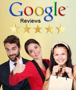 How to gain 5 star Google business reviews