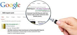SEO Reports improved marketing efforts