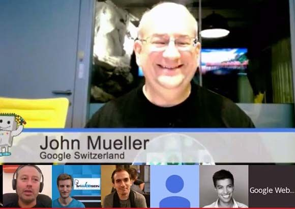 "John Mueller says, Don't Wait for a ""BIG"" Google Algorithm Update Announcement"