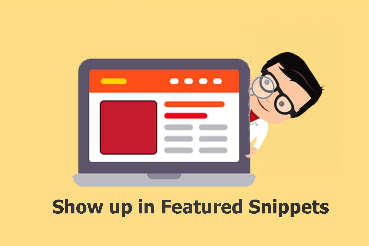 How to Gain the Benefit of Snippets in Search Results