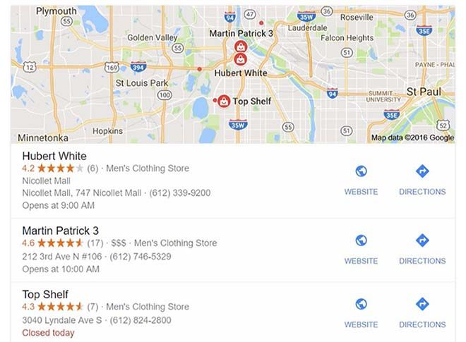 Minneapolis MN local seo optimization services