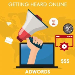how to get heard online to improve your AdWords conversion rates