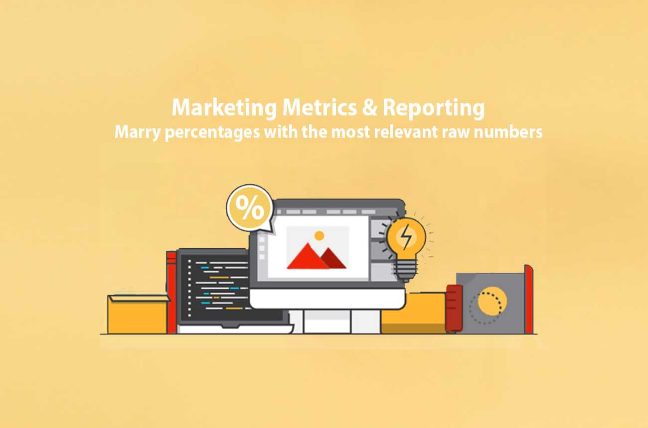 Marketing metrics that Provide Valuable SEO Report Data