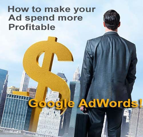 Your path to profits gained from paid AdWords advertising
