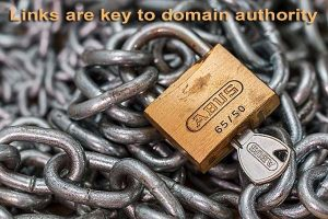 Backlinks are Key to Strong Domain Authority
