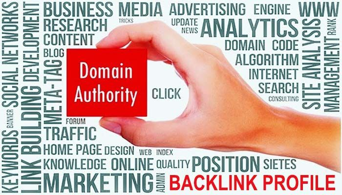 How to Gain a Quality Backlinks Profile to Build Domain Authority