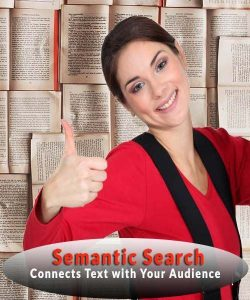 semantic search connects web content to audiences