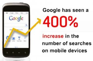 Mobile search ranking factors