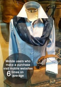 5 Key Finding About How Shoppers Use Mobile to make a Purchase