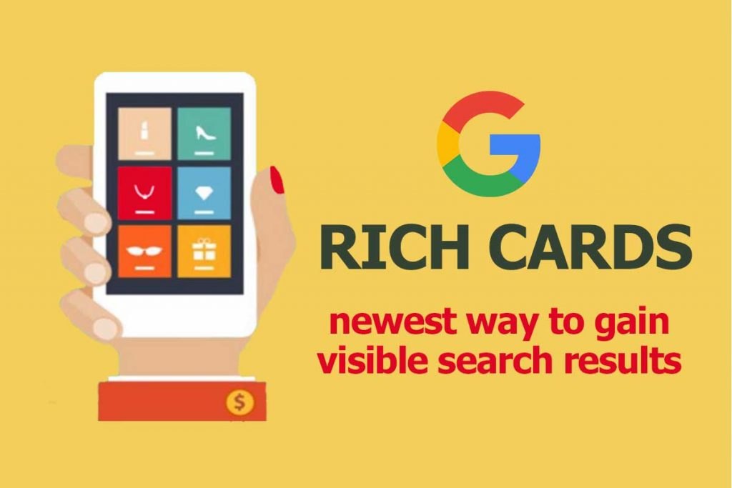 Google Rich Cards Stand Out in Search to Gain Competitive Edge