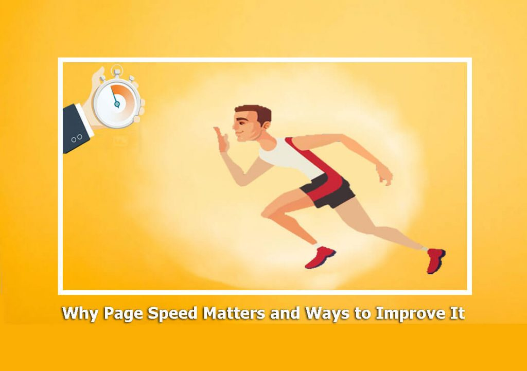How to improve your web pages load speed on mobile devices.