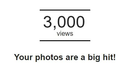 Your photos reached a new record on Google Maps!