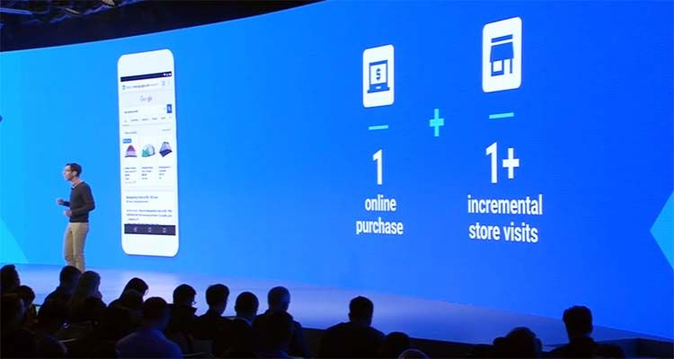 Google Performance Summit discusses online purchases