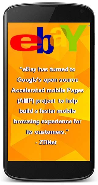 John Mueller urges mobile  search adoption and eBay goes AMP