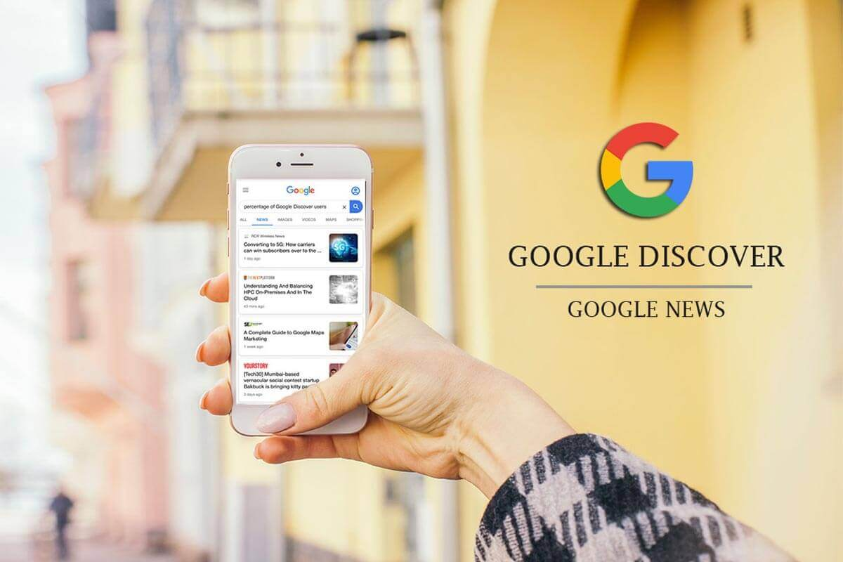 Google News Feed Propagates From User Search History