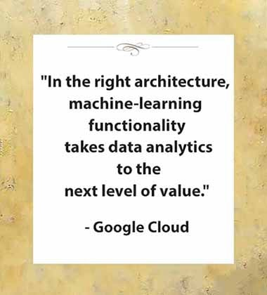 Google Cloud Platform can take data analytics to the next level