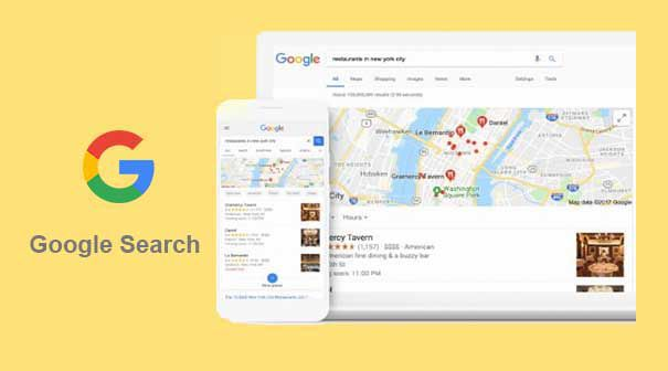 when someone uses Google Maps, they  can have a consistent experience that fits their geo location