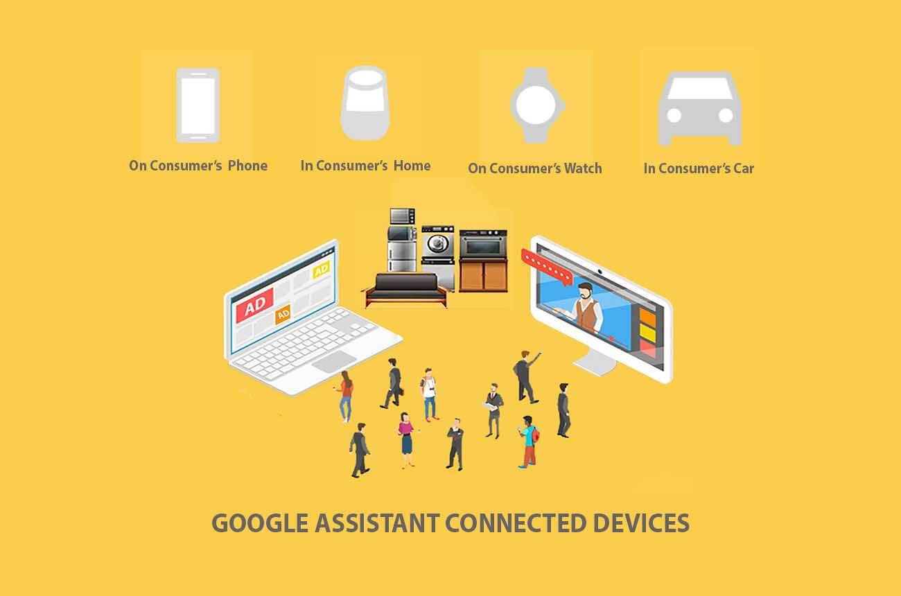 Consumers can hardly buy a new device today that doesn't already integrates Google Assistant.