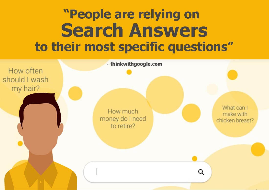 Voice search trends driven by consumers who want answers