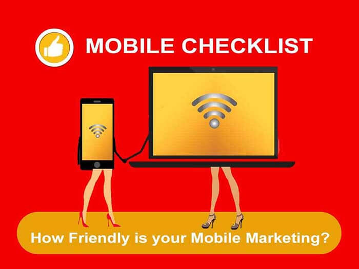 Your Revenue-Producing Mobile Marketing Checklist