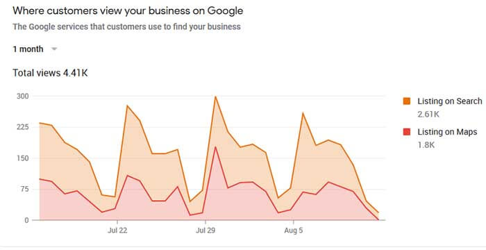 How Google Post Insights Work