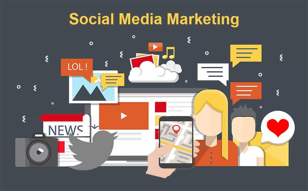 Why SEO Should Hub Your Social Media Marketing