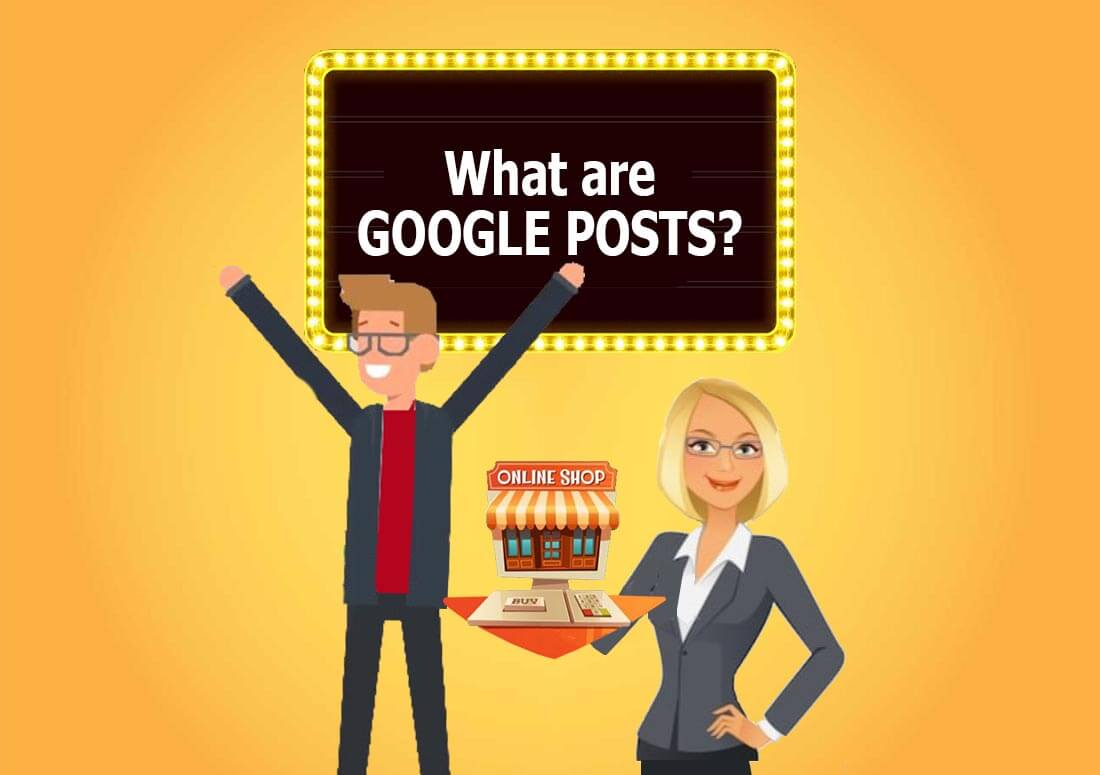 What are Google Posts? And how you can add a Product Collection