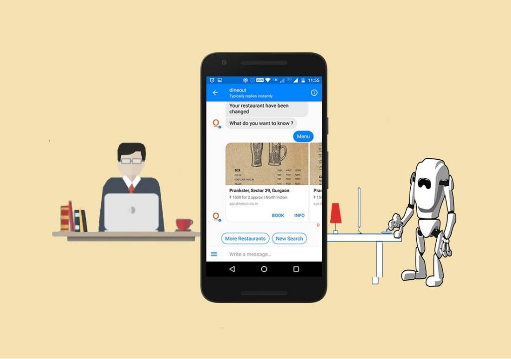 Conversational AI and the Adoption of Chatbots are Disrupting Search