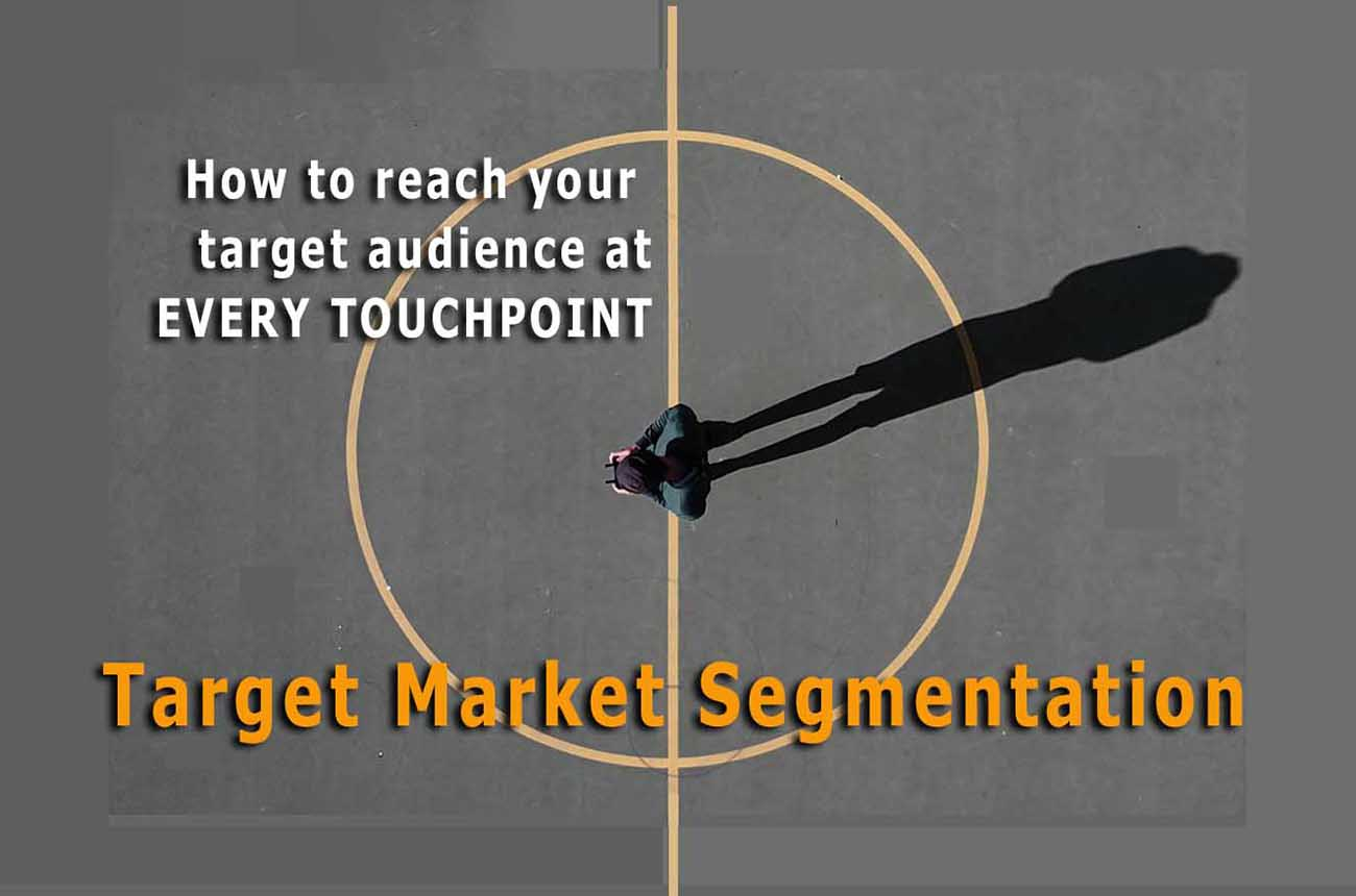 How marketing funnels work by using target market segmentation