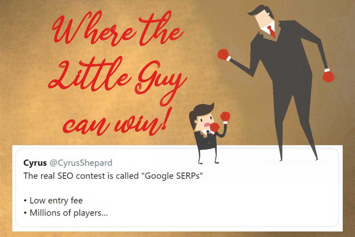 How to win Google SERP Clicks and New Customers