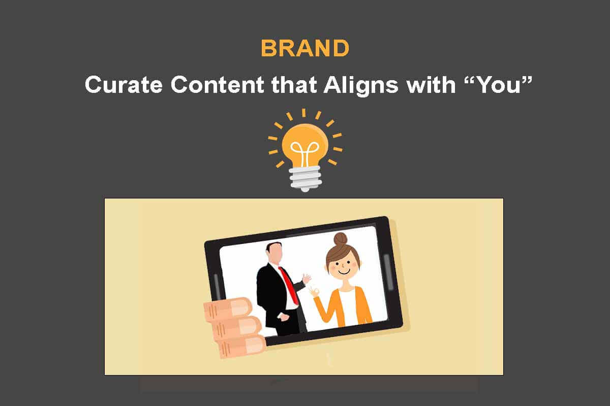 Curate Evergreen Content that Aligns with your Brand