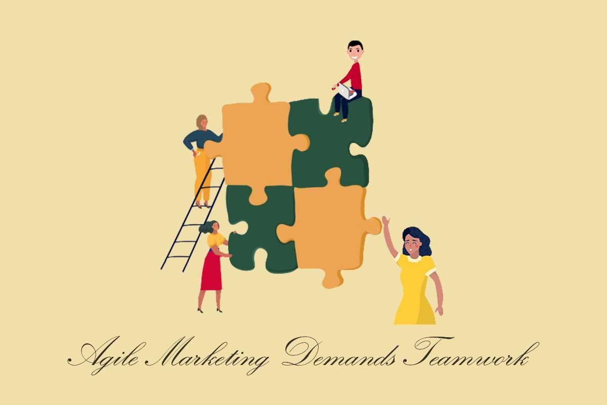 How does New Technology Affect Marketing? Effective teamwork