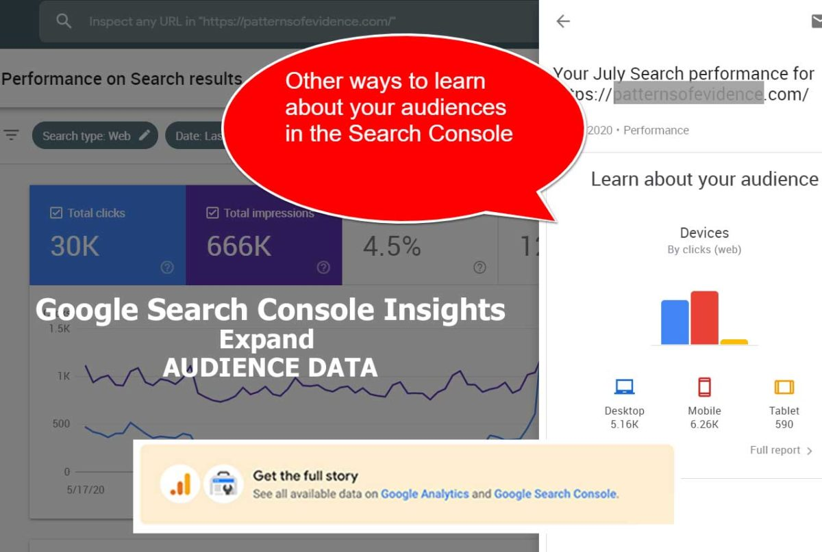 How to Use New Google Search Console Insights