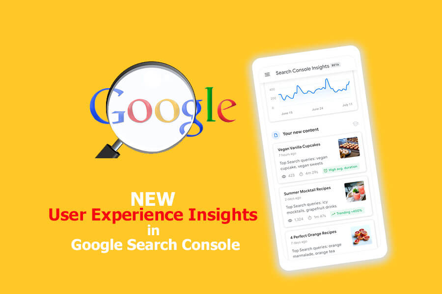 What is new in Google Search Insights?